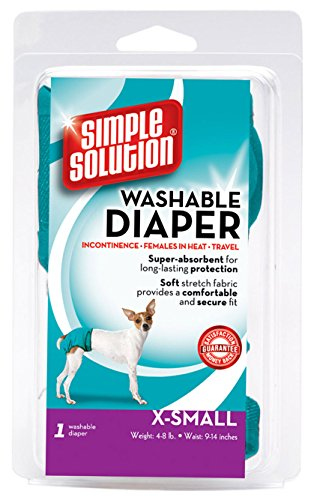 Simple Solution Washable Diapers, Extra Small