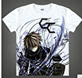 TQ Guilty Crown Ouma Shu Japan Carton Costume Breathable Round Collar Short Sleeve T Shirt T Shirt Duanxiu16
