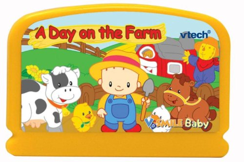 VTech - V.Smile Baby - A Day On The Farm - 1