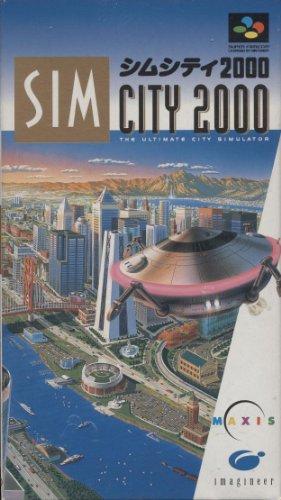 【torrent】【SNES(スーパーファミコン)】シムシティ2000 Sim City 2000[ROM][zip]