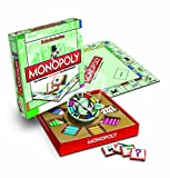 Schokoladenspiel Monopoly, 1er Pack (1 x 160 g)