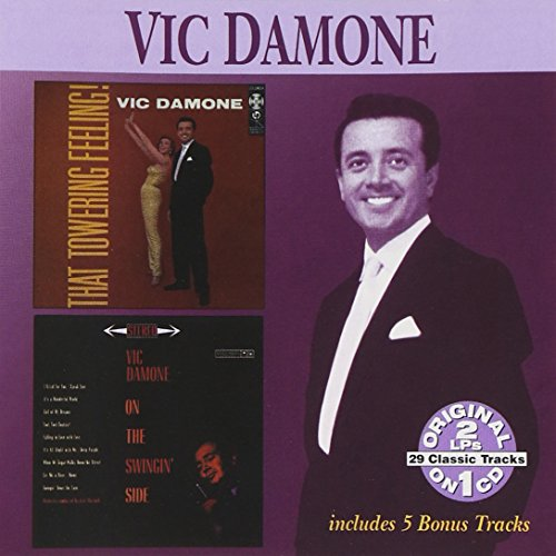 Vic Damone - That Towering Feeling / On The Swingin Side - Zortam Music