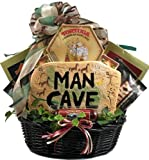 Gift Basket Village Man Cave Munchies Gift Basket