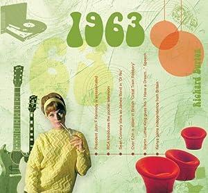 Wedding Gift Ideas Amazon Uk : 51st Wedding Anniversary Gift1963 Chart Hits CD and 1963 Greeting ...