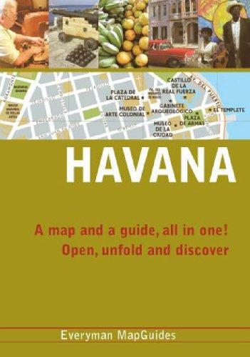 Havana Everyman Mapguide (Everyman Mapguides)