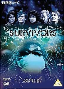Survivors - Series 1-3 Box Set [DVD] [1975]