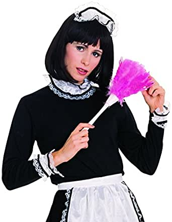 Amazon.com: Rubie's Costume Co Women's French Maid Costume ...