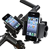 eForCity® Bicycle Phone Holder, Black