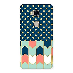 Gorgeous Pattern Pastal Back Case Cover for Huawei Honor 5X