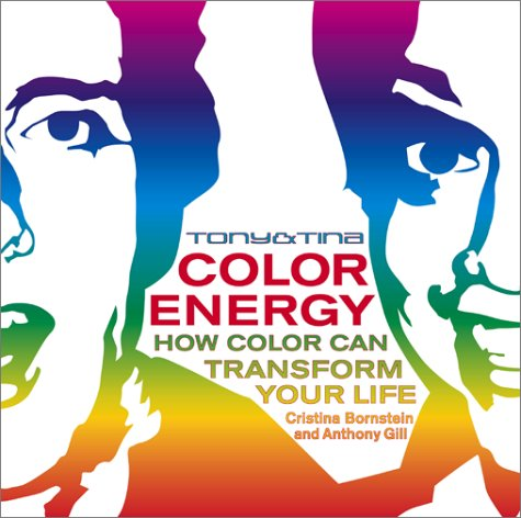 Tony & Tina Color Energy: How Color Can Transform Your Life front-1078854