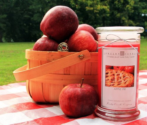 Baked Apple Pie Jewelry Candles By Jewelry Candle Company