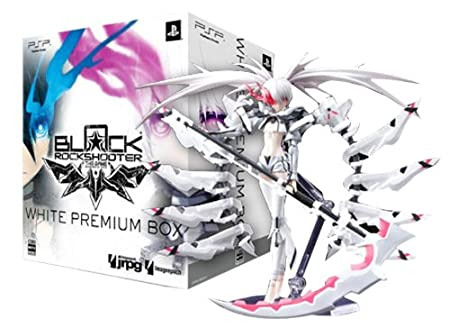 Black * Rock Shooter: The Game [White Premium Box] [Japan Import]