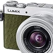 Panasonic デジタル一眼カメラ DMC-GM5K-G