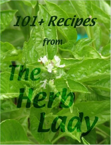 101+ Recipes From The Herb Lady front-986657