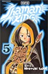 Shaman King, tome 5 : L'abominable Dr Faust par Takei