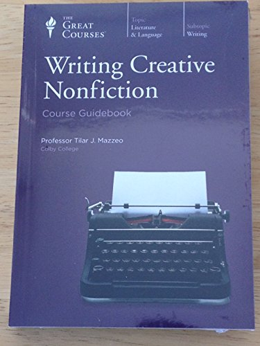 Creative nonfiction writing courses online