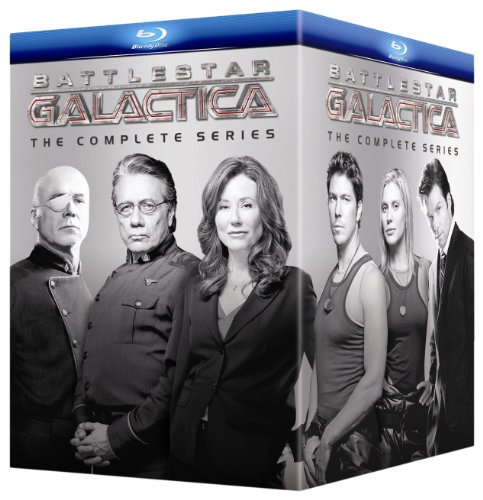 Battlestar Galactica : Complete Series [Blu-ray] [Import]