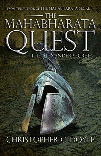 The Mahabharata Quest: The Alexander Secret Image