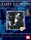 Barry Galbraith Guitar Solos (Guitar Masters)