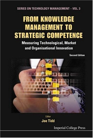 From Knowledge Management to Strategic Competence: Measuring Technological, Market And Organisational Innovation (Series