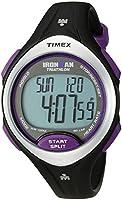 Timex Women's Ironman Road Trainer Digital HRM Flex Tech Chest Strap & Mid-Size