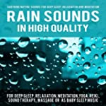 Rain Sounds in High Quality for Deep...