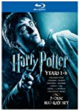 Harry Potter Years 1-6 Giftset [Blu-ray] for $89.99