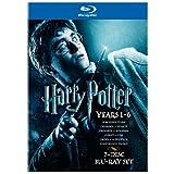 Harry Potter Years 1-6 Giftset [Blu-ray] ~ Daniel Radcliffe