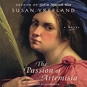 The Passion of Artemisia Audiobook