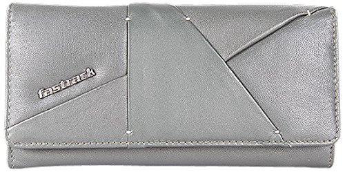 Fastrack Grey Women's Wallet (C0339LGR01) (brown)
