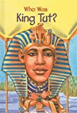 img - for By Roberta Edwards Who Was King Tut? (Who Was...? (PB)) [Hardcover] book / textbook / text book