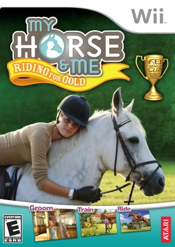 My Horse and Me: Riding for Gold