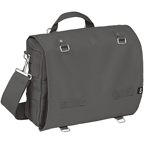 Brandit Canvas Borsa Grande Anthracite