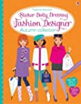 Sticker Dolly Dressing Fashion Design...