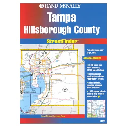 Hectormyms soup rand mcnally 2003 tampa hillsborough county streetfinder rand mcnally and company sciox Choice Image