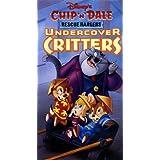 Chip 'n' Dale Rescue Rangers - Undercover Critters [VHS] ~ Corey Burton