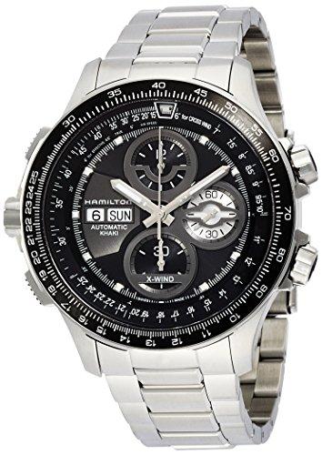 [ハミルトン]HAMILTON 腕時計 Khaki X-Wind Limited Edition(カーキ X-ウィンド リミテッドエディション) 世界限定1999本 H77766131 メンズ 【正規輸入品】