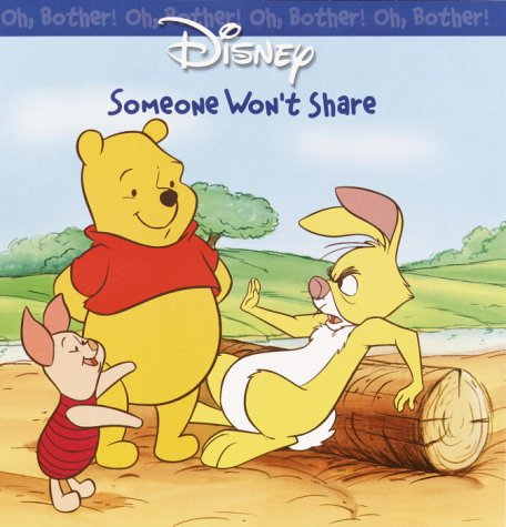 Oh, Bother! Someone Won't Share PDF