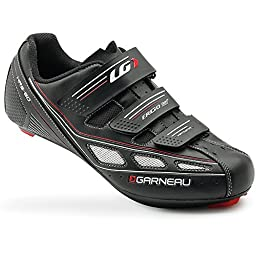 Louis Garneau Ventilator II Shoe - Men\'s Black, 43.0