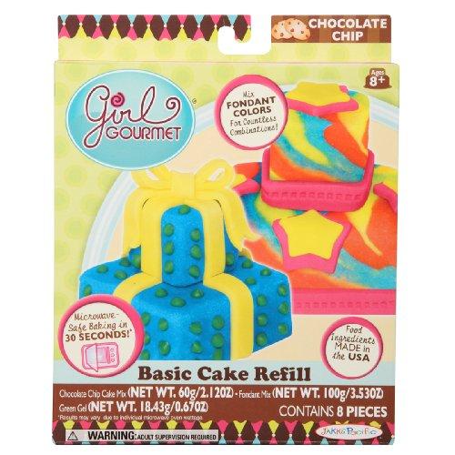 Cake Bakery Basic Refills Chocolate Chip
