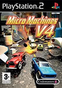 Micro Machines v4 (PS2)
