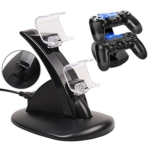 2win2buy-Dual-PS4-Gaming-Controller-LED-Charging-Stand-USB-Charger-Dock-Station-Cradle-For-Sony-Playstation-4