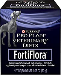 Purina Veterinary Diets Fortiflora Canine, 30 Sachets Per...