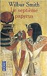 Saga �gyptienne, tome 2 : Le septi�me papyrus par Smith