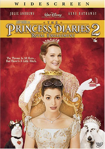 Princess Diaries 2: Royal Engagement [DVD] [2004] [Region 1] [US Import] [NTSC]