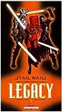echange, troc John Ostrander, Jan Duursema, Dan Parsons, Brad Anderson - Star Wars Legacy, Tome 1 : Anéanti