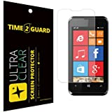Time 2 Guard Ultra Clear Screen Protector For Karbonn Titanium Wind W4