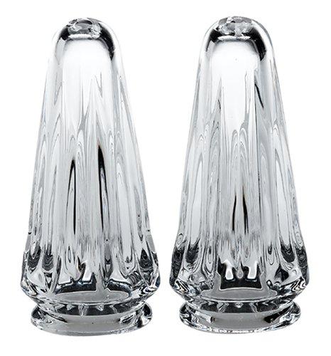 Miller Rogaska Crystal Salt and Pepper Shaker Set by Reed & Barton