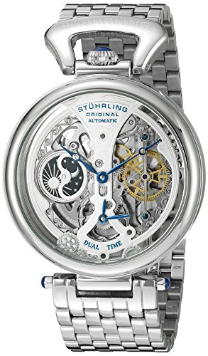 stuhrling-original-mens-automatic-watch-with-silver-dial-analogue-display-and-silver-stainless-steel