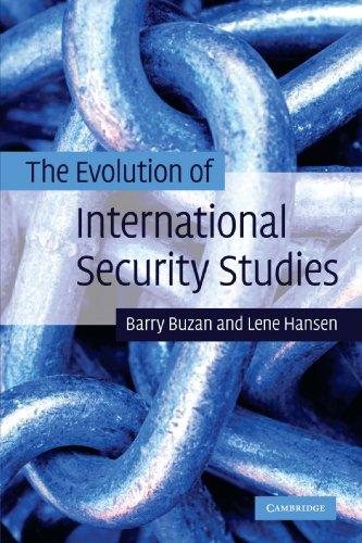 The Evolution of International Security Studies Paperback